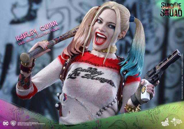 Hot Toys Harley Quinn Suicide Squad fi