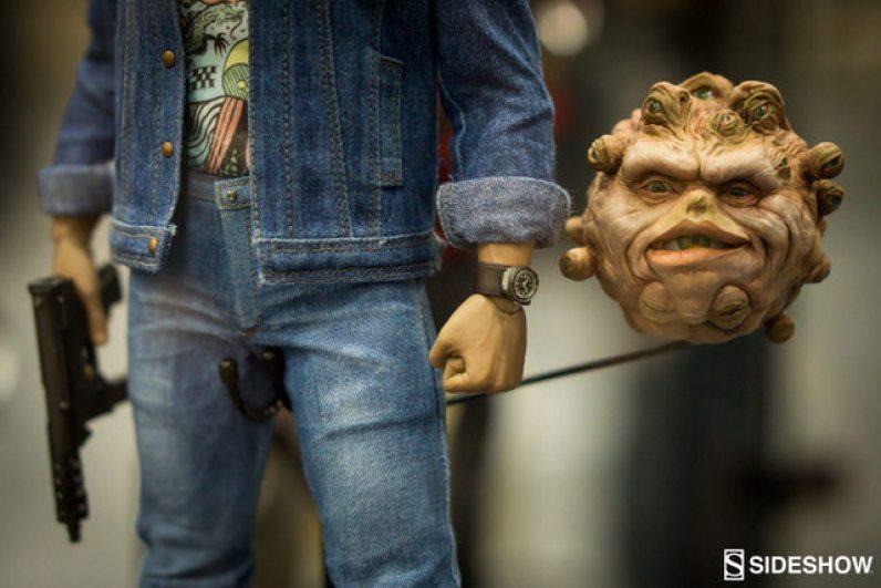 Jack Burton Big Trouble in Little China figure - closeup