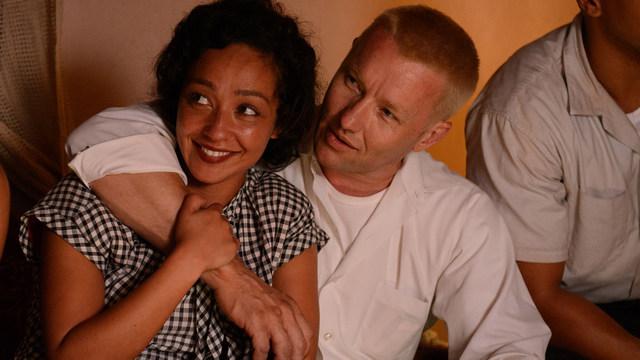 Loving - Ruth Negga and Joel Edgerton