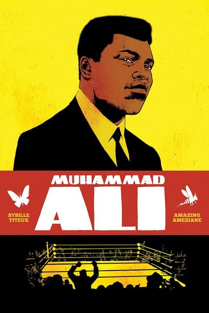 Muhammad Ali Dark Horse Comics
