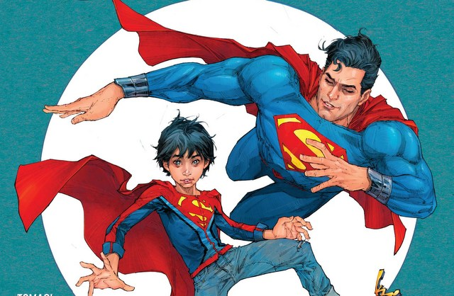 Superman issue 3 variant cover