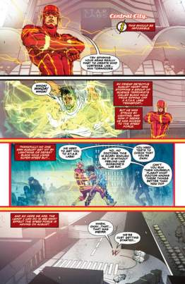 The Flash issue 2 Thunderstruck page_1