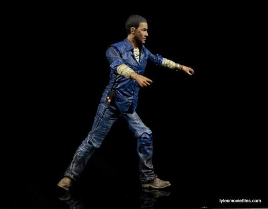 The Walking Dead Lee Everett McFarlane Toys figure -twisting