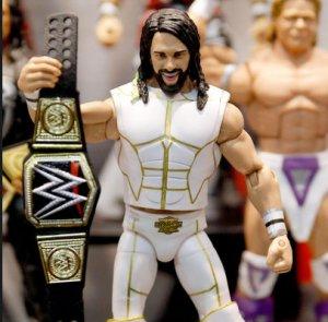 WWE Elite 44 - Seth Rollins