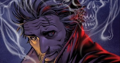Hellblazer Rebirth review #1 – blazing dose of entertainment