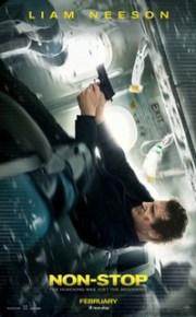 non-stop movie poster