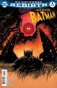 All Star Batman issue 1 review Declan Shalvey_variant cover