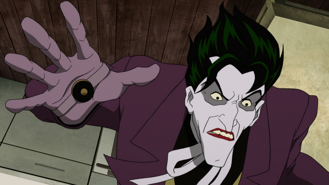 Batman The Killing Joke review - The Joker
