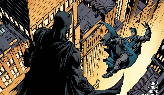 Batman issue 4 I am Gotham issue 4 cover