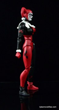 DC Icons Harley Quinn figure review -right side