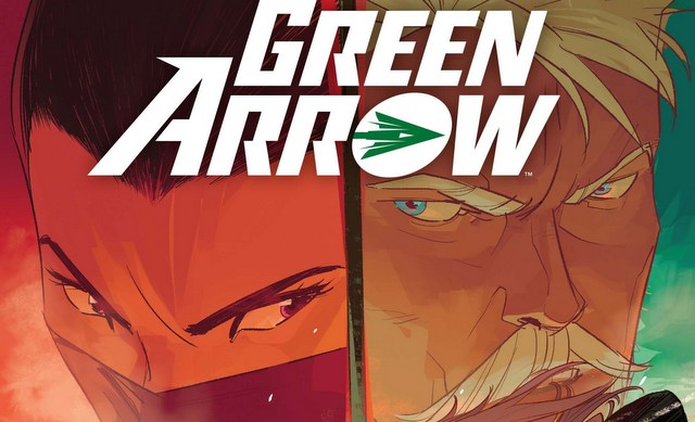 Green Arrow issue 4 Burn Your Bridge cover