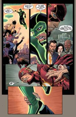 Justice League issue 2 Extinction Machines page_5
