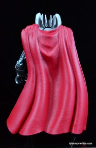 Marvel Legends Stryfe figure review -rear