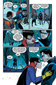 Nightwing #3 review page 4