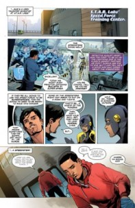 The Flash #5 review - page 5