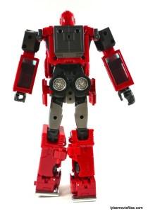 Transformers Masterpiece Ironhide figure review - rear