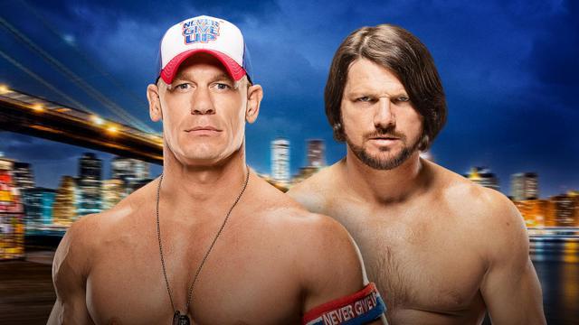 WWE SummerSlam 2016 predictions - John Cena vs AJ Styles
