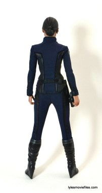 Hot Toys Maria Hill figure -rear