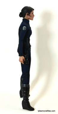 Hot Toys Maria Hill figure -right side