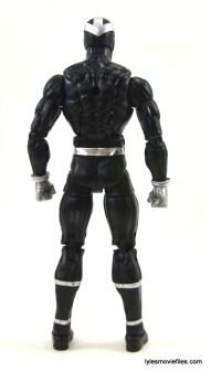 Marvel Legends Havok figure review - rear