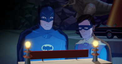 New clip from Batman: Return of the Caped Crusaders