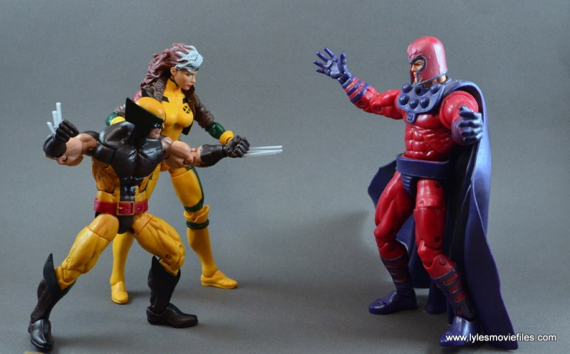 marvel-legends-wolverine-figure-review-with-rogue-vs-magneto