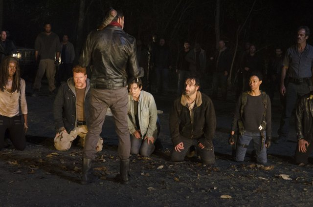 The Walking Dead: The Day Will Come When You Won't Be review S7 Ep1