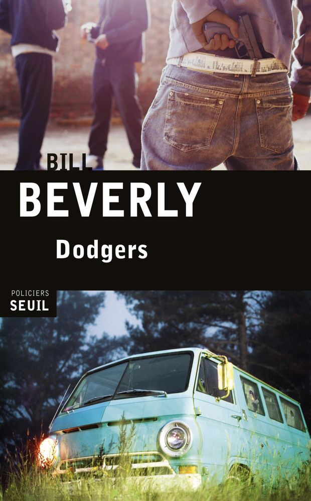 ROMAN NOIR. Dodgers, de Bill Beverly