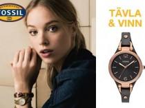 Vinn snygg klocka eller armband från Fossil med Smycka