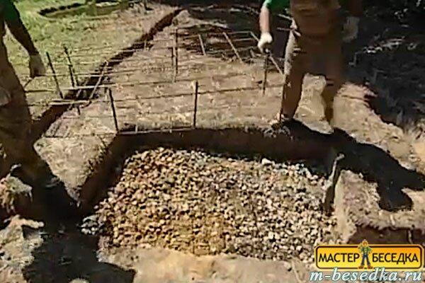 montaj-armirovki-fundamenta-pod-derevannuyu-besedku-iz-brevna-svoimi-rukami1