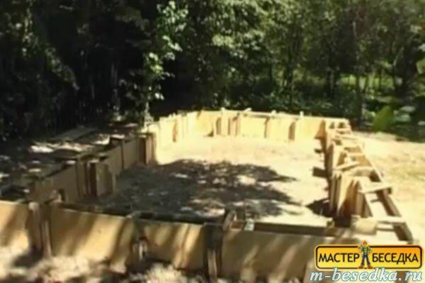 gotovaya-opalubka-fundamenta-pod-derevannuyu-besedku-iz-brevna-svoimi-rukami1