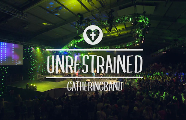 Free Download - Unrestrained By The Gathering Band