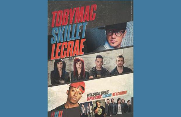 tobyMac, Skillet & Lecrae Headline Hits Deep Tour
