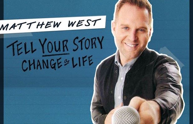Matthew West Begins Writing New Album Inspired By Fan Stories