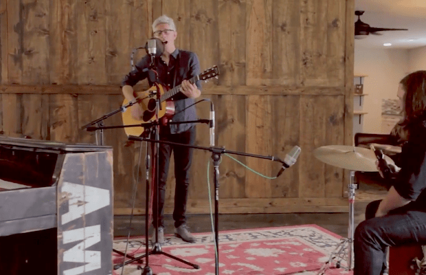Because He Lives (Amen) Acoustic Music Video By Matt Maher