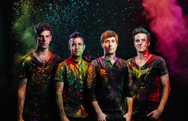 Hawk Nelson Release 7th Studio Album Diamonds