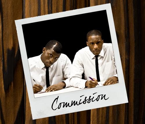 Commission - 'Up 2 U' GKiD Remix