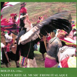 Henry Kuntz - Bolivia (1986) Native Ritual Music From Italaque