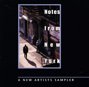 A New Artists Sampler | Notes from New York