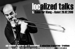 Udo Schindler & Sebastiano Tramontana | Localized Talks