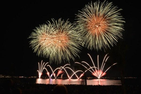 多摩川の二子玉川花火大会2016!雨でも決行!最新情報は(川崎と世田谷)