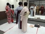 東洋きもの学院 神戸校 講義・実技の内容