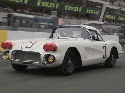 Le Mans, madárkalicka és kígyómarás - Camoradi - Autótörténelem