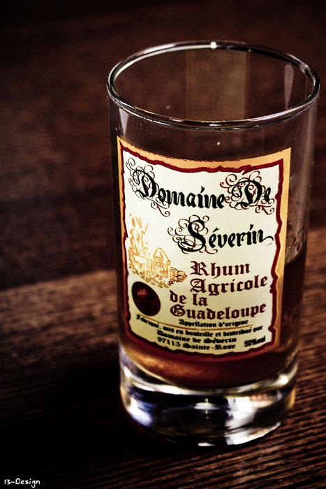 Dom Severin 700 Have a drink : Un bon vieux rhum