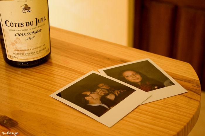 Pola 700 Life in Polaroid