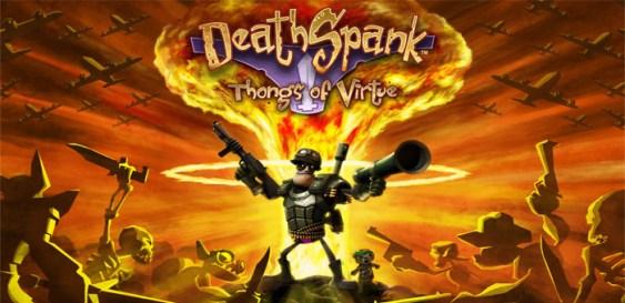 DeathSpank Head Coup de coeur sur : Deathspank   Thongs of Virtue