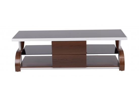 Gecko Tv Stand For 65 Inch  Black A339 T46