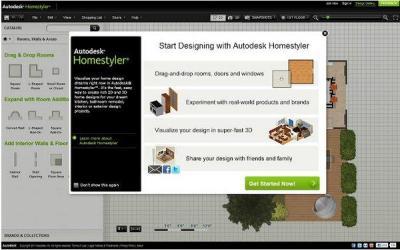 Autodesk Homestyler, aplicación gratuita para crear ...