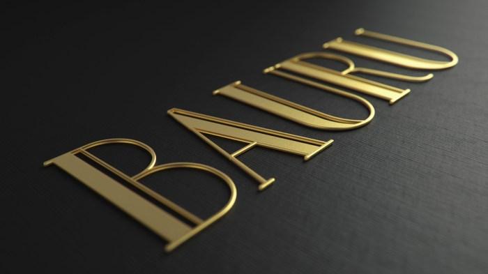 Bauru Font Download