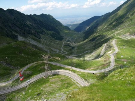 Самые живописные дороги в мире